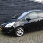 Opel Meriva 2011 zwart